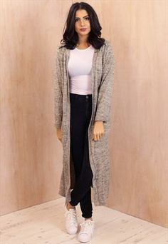Maxi Duster Cardigan (More Colors) | outwear items i want ...