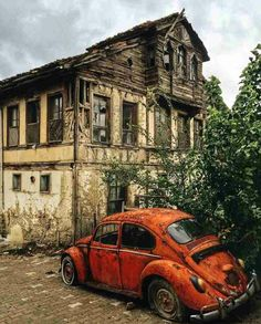 Old Houses-Taraklı-Sakarya-Turkiye