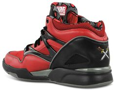 Marvel x Reebok Pump Omni Lite - Deadpool