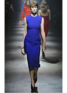Lanvin Fall2012 RTW collection