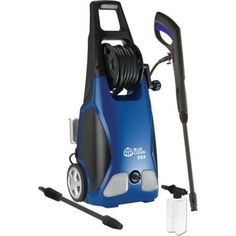 The Fastest Way to Clean Your Shower/Bathtub: Power Washin. This one is the AR Blue Clean found at Home Depot. It has 1,900 PSI and only costs $189!