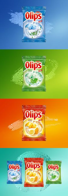 """Check out this @Behance project: """"Olips"""" https://www.behance.net/gallery/51501765/Olips"""