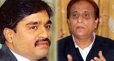 Shiv Sena compares Azam Khan with Dawood Ibrahim