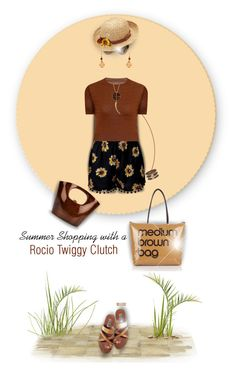 """That One Item ""Rocio 'Twiggy' Clutch"""" by truthjc ❤ liked on Polyvore featuring Rocio, Elvi, Steve Madden, Michael Kors, Chaps, River Island, Lucky Brand, New Look and Bloomingdale's"