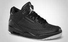 "Air Jordan 3 ""Black Flip"""
