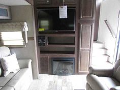 2016 New Forest River Flagstaff Super Lite/Classic 8528RKWS Fifth Wheel in Tennessee TN.Recreational Vehicle, rv, 2016 Forest River Flagstaff Super Lite/Classic 8528RKWS, 2016 FOREST RIVER FLAGSTAFF CLASSIC SUPER LITE 8528RKWS, DIAMOND PACKAGE,REAR KITCHEN FLOOR PLAN, OUTSIDE BUMPER GRILL, POWER AWNING, MAXX AIR VENT FAN IN LIVING ROOM & KITCHEN AREA, SLAM LOCK BAGGAGE DOORS, REAR POWER STABILIZER JACKS, ROOF LADDER, SPARE TIRE, ENCLOSED UNDERBELLY, 3 SLIDE OUTS W/TOPPERS, LAZY BOY ROCKER…