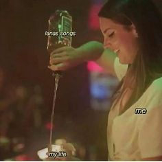 Lana Rey, Lana Del Rey Memes, Lana Del Rey Lyrics, Lana Del Ray, Drunk Pictures, Soul Meaning, Clueless 1995, Music Memes, Light Of My Life