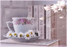 Animated Good Morning Coffee