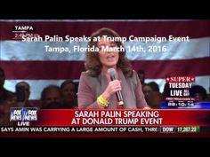 "Sarah Palin: ""Donald J. Trump is That Revolutionary!"""