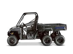 New 2017 Polaris Ranger 6X6 ATVs For Sale in New Hampshire. 2,000 lbs. of towing capacityPowerful 40 hp 800 twin with EFI for reliable starting1,250 lbs. of rear dump box capacity
