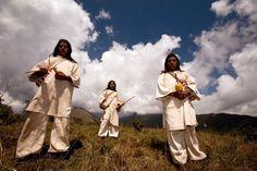De passage en France, les Indiens kogis se sont arrêtés à Toulouse. 1jou1actu est allé écouter ce qu'ils ont à dire sur le changement climatique.