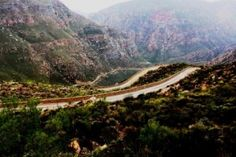 Mullers Kloof in the Swartberg Pass