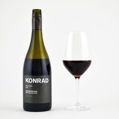 2008 Konrad Pinot Noir via www.clubw.com #ClubWPinWine