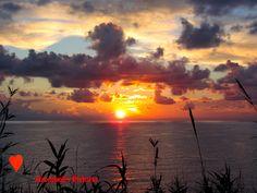 The #dawn of #Stromboli.