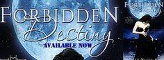 Rae-Beth McGee-Buda: #NewRelease #YAParanormal- Forbidden Destiny by Ra...