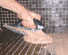 Glass tile tutorial