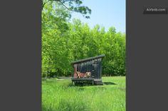 The William Brown Cabin i Hankins