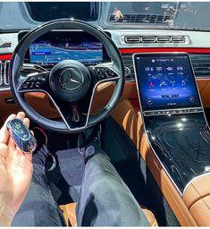 Mercedes Benz Maybach, Mercedes G Wagon, New Mercedes, Best Car Interior, Merc Benz, Mercedez Benz, Mma Training, Benz S Class, Motor Car