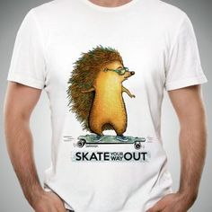 hedgehog skate