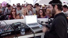 Guy Gerber, Art Department & Maayan Nidam @ Kazantip (Ukraine) [DanceTri...