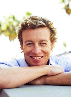 Simon Baker... my gosh, you are gorgeous.