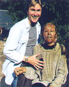 Friday The 13th Part 3 Behind The Scenes Photo