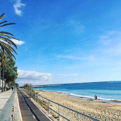 #Palma Stadtstrand - soooo schön! Live erleben vom 23.-30.4. beim #Yogaretreat #Retreat2016 auf #Mallorca mit #mallorcaretreat