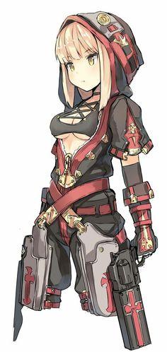 Hot Assassin