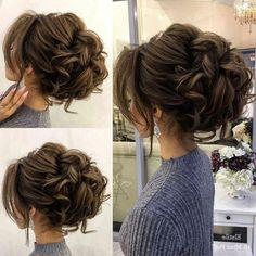 Une coiffure mariée simple coiffure mariée originale idée coiffure belle