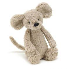 Jellycat Bashful Mouse Small 18cm
