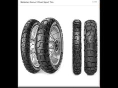 Dual sports motorcycle tyres. 70/30