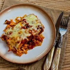 Deconstructed Stuffed Cabbage Casserole -  Use no salt tomatoes and be cautious with the sodium content of the cheese.