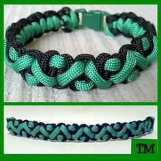 Green River Paracord Bracelet