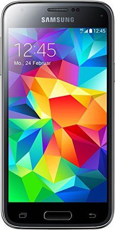 Samsung Galaxy S5 mini Smartphone (4,5 Zoll (11,4 cm) Touch-Display 16 GB Speicher, Android 4.4) schwarz Samsung http://www.amazon.de/dp/B00LGZXTSI/ref=cm_sw_r_pi_dp_kPa7wb0P4SFF0