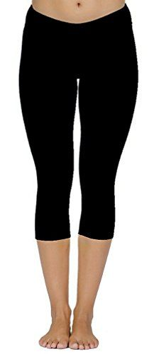 iLoveSIA Women's Tights Capri Yoga Workout Leggings Pants US Size S Black iLoveSIA http://www.amazon.com/dp/B00L1ZCPVK/ref=cm_sw_r_pi_dp_MB.fub1TFP2XR