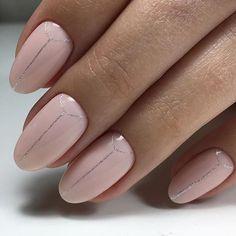 A delicadeza dessa arte #nails #inspiration