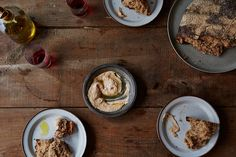 A Genius Trick for Lighter, Smoother Hummus  on Food52