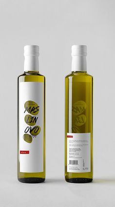 Oleio Olive Oil packaging by Nela Augustic Neonska