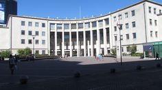 Tribunales de Justicia. Concepción. VIII Región. Chile.