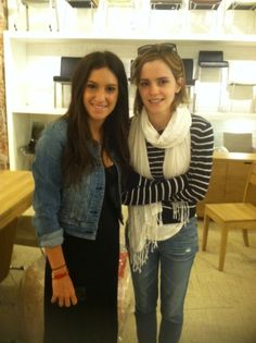 Emma buying furniture for her new apartment. (June 15)