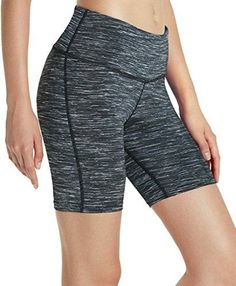 Women's Workout Shorts - Workout Clothes Yoga Shorts, Workout Shorts, Workout Outfits, Short Outfits, Casual Outfits, Under Armour, Big Thighs, Yoga Wear, Shorts With Pockets