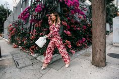 My Favorite Pregnancy Outfits Roundup - Jessi Malay Spring Summer Trends, Pregnancy Outfits, Street Chic, Wrap Dress, Floral Prints, Crossbody Bag, Zara, Girly, Envy