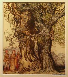 Rackham, Philemon and Baucis