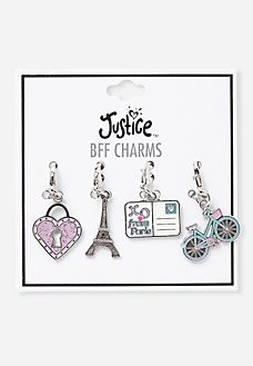 Justice Backpacks, Justice Bags, Justice Stuff, Charm Bracelets For Girls, Bff Bracelets, 10 Year Old Gifts, Stylish Watches For Girls, Makeup Kit For Kids, Girls Choker