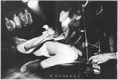 Mudhoney in Performance--One of all-time favourite photos--Google images