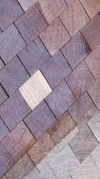 Wood block florring design during staining Hardwood Floors, Flooring, Wooden Blocks, Tile Floor, Restoration, Design, Wood Floor Tiles, Wood Blocks, Wood Flooring