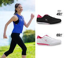 Sportif hanımların tercihi! #fashion #fashionable #style #stylish #polaris #polarisayakkabi #shoe #shoelover #ayakkabı #shop #shopping #women #womanfashion #sport #athletic #colorful #white #black #pink #comfort