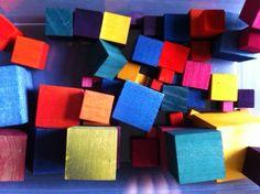 Dyslexia at home: 6 οφέλη μάθησης με τα ξύλινα τουβλάκια. Βίντεο. Wooden blocks & benefits.