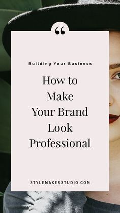 I want to talk about several design tweaks you can make to seriously uplevel your brand and your business. This post is for you.