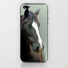 Horse iPhone & iPod Skin by Doug McRae - $15.00